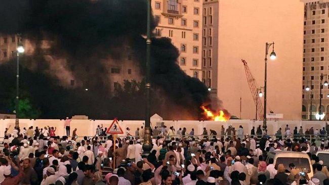 Pengamat: Bom Madinah Adalah Serangan Terhadap Islam