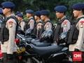 Siaga Jakarta untuk Malam Hari Raya