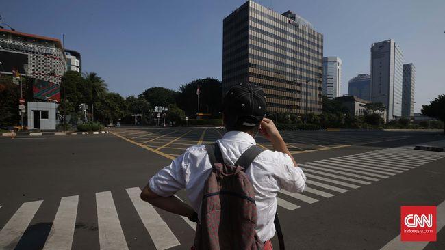 Mereka yang Tak Mudik dan Kedamaian Sejenak di Jakarta