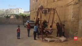 Hadiah Lebaran untuk Anak-anak di Suriah