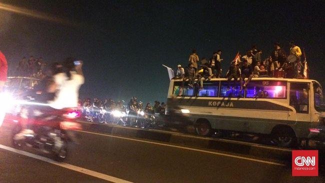 Polda Metro Jaya Larang Warga Jakarta Takbir Keliling