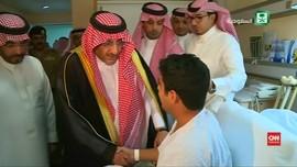 Pangeran Nayef Yakin Arab Saudi Aman