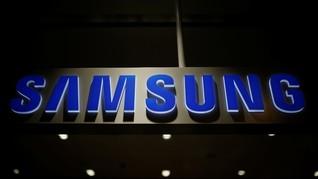 Bisnis Memori Lesu, Laba Samsung Anjlok 60 Persen