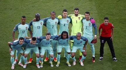 Pemain Barcelona Dicoret dari Skuat Timnas Portugal