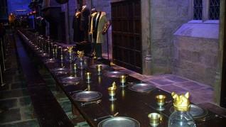 Penggemar Harry Potter Bisa Sarapan di Sekolah Hogwarts