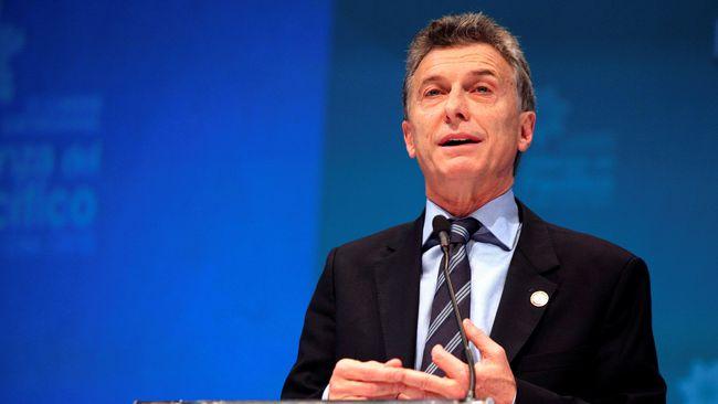 Presiden Argentina Diduga Terlibat Nepotisme Amnesti Pajak