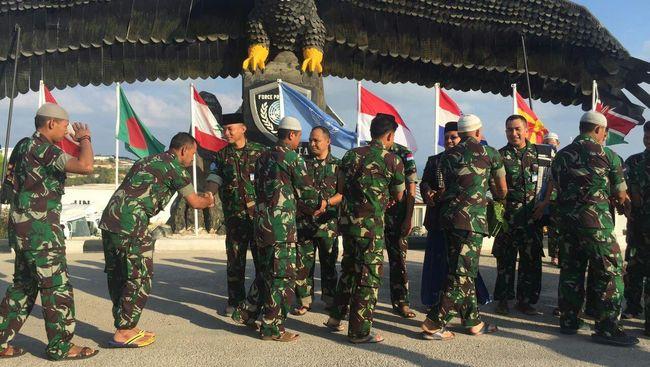 Ketika Prajurit TNI Berlebaran di Belahan Penjuru Dunia