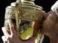 Mandi Es Si Juara Wimbledon Begitu Berbeda