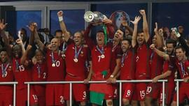 Portugal Juara, Inggris Merana Mewarisi Rekor Buruk
