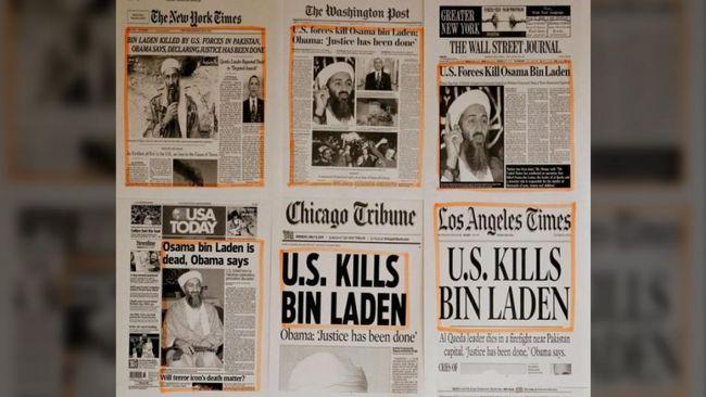 Ibu Osama bin Laden Buka Suara Soal Puteranya