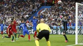 Rekor di Luar Lapangan Hjiau dalam Piala Eropa 2016