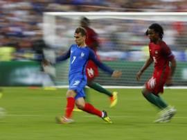 Foto Terbaik Portugal Juara Piala Eropa 2016
