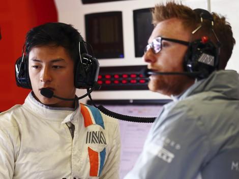 Rio Haryanto Mulai Rangkaian Tes Super Formula
