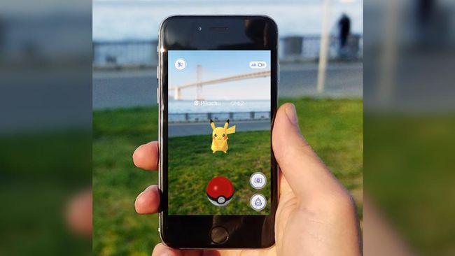Pikachu Tak Bisa 'Diburu' Lagi di Android KitKat