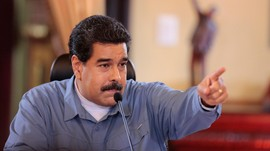 Membelot dari Maduro, Puluhan Tentara Venezuela Ditahan