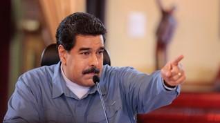 Maduro Sebut Bantuan Kemanusiaan Amerika Bentuk Tipu Daya