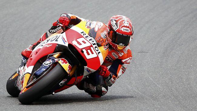 Marquez Tercepat di FP3, Lorenzo di Posisi ke-15