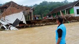 Air Sungai Keruh Salah Satu Tanda Potensi Banjir Bandang