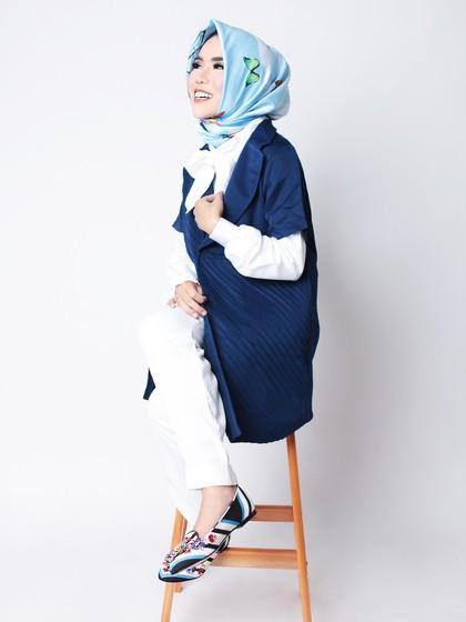 Medina Zein, Hijabers yang Jadi Miliuner di Usia Muda karena Bisnis Kecantikan