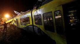 Kereta Tergelincir di Turki, 10 Penumpang Tewas