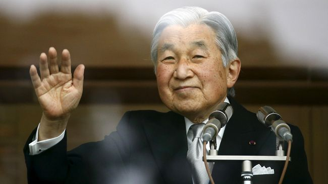 Abdikasi Akihito, Akhir Sang Pembawa Modernisasi Kekaisaran