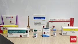 Penjualan Vaksin Ekspor Bio Farma Melonjak