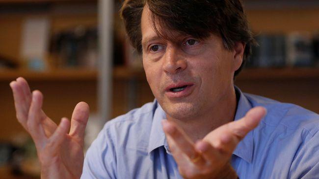 Akun CEO Niantic Diusili Peretas
