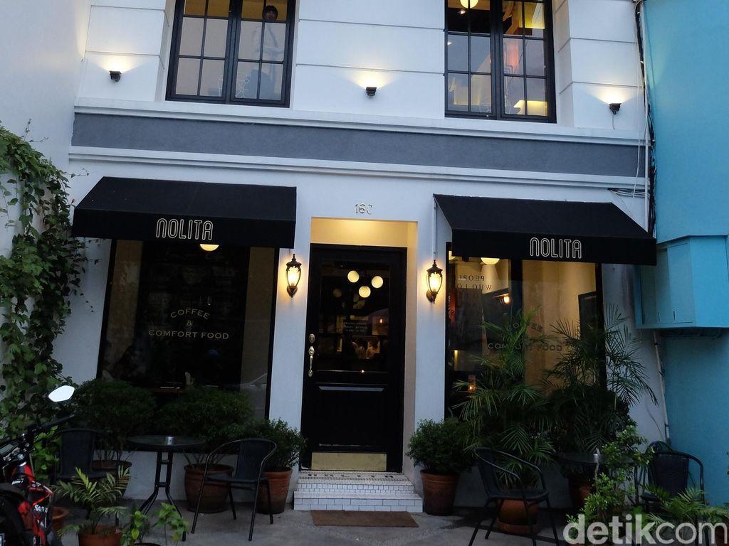 Nuansa Eklektik dan Nyaman di Nolita Coffee & Comfort Food, Kemang