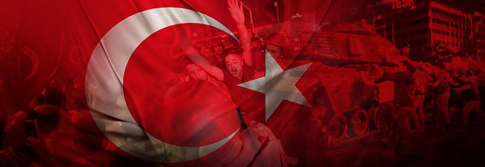 Upaya Kudeta Pecah di Turki