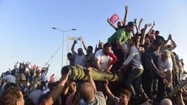 Turki Tahan 32 Ribu Orang Sejak Kudeta