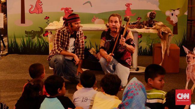 Konsep Cinta Alam dari Suku Aborigin untuk Anak Indonesia