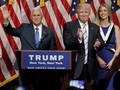 Trump Resmi Perkenalkan Pence Sebagai Kandidat Wapres