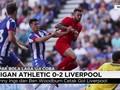 Liverpool Kalahkan Wigan Athletic Dua Gol Tanpa Balas