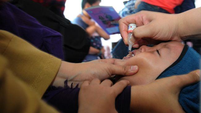 Penggunaan Vaksin Sebabkan Infeksi Polio di Afrika