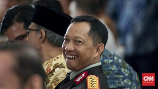 Nasib Tito Jadi Bakal Cawapres Disebut Tergantung Jokowi