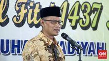 Haedar Nashir Bebaskan Pilihan Warga Muhammadiyah di Pilpres