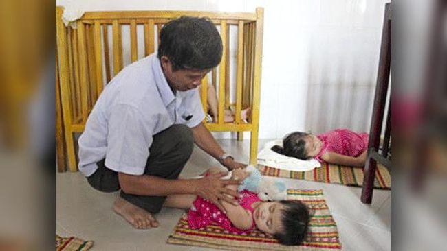 Pria Vietnam Pelindung 10 Ribu Bayi Aborsi