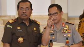Lawan Korupsi, Jokowi-JK Mesti Benahi Polri-Kejaksaan Agung