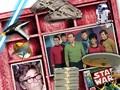 Ikon Legendaris Star Trek vs Star Wars