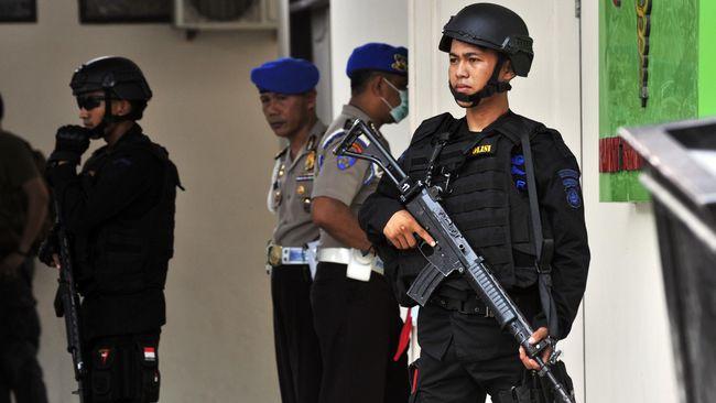 Teroris Yono Sayur Tewas Ditembak di Poso