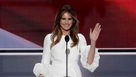 Melania Trump: Saya Akan Menua dengan Cantik