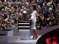 Donald Trump Akui Melania Punya Tim Penulis Pembuat Pidato