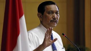 Luhut Sebut Dukungan Pensiunan Kopassus ke Prabowo Hal Biasa