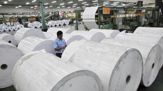 Kemenperin Dorong Industri Pulp dan Kertas Semakin 'Hijau'