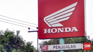 2 Skutik Honda Tak Laku di Pasaran Bulan Lalu