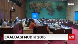 Evaluasi Pelaksanaan Mudik Lebaran 2016