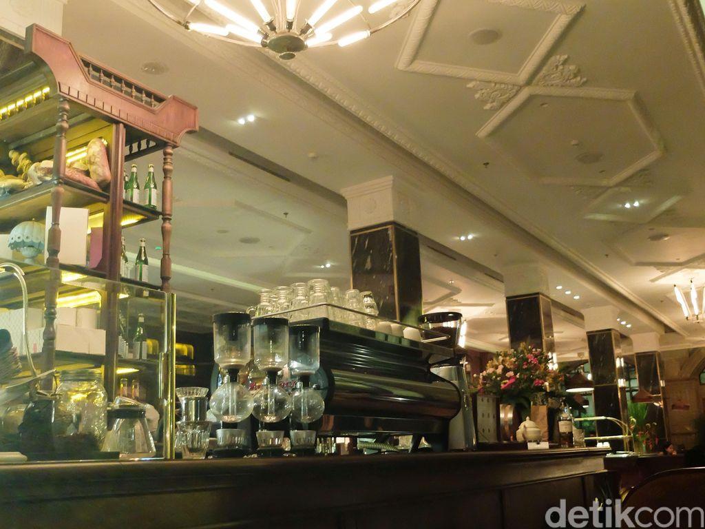Bersantap di Sofia, Restoran Bergaya Neoklasik di Senopati