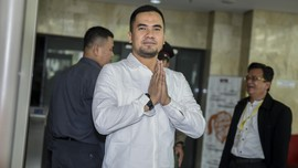 KPK Tetapkan Saiful Jamil Jadi Tersangka Suap Panitera
