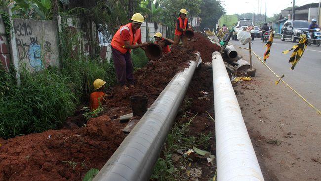 PGN Bakal Gelontorkan Rp12 T Bangun 4,7 Juta Jaringan Gas
