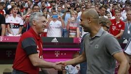 Momen Lucu Guardiola Versus Ancelotti